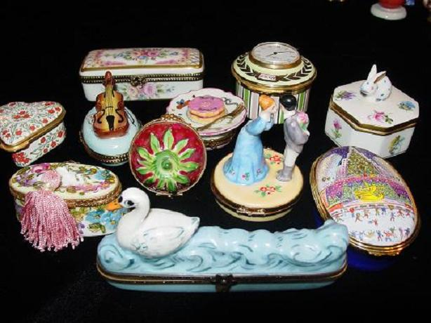 Chamart Exclusives Chamart Exclusives Limoges Box at Replacements ...